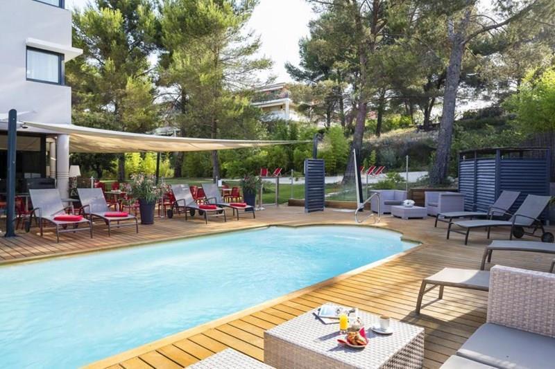 Фото Best Western Hotel De L'Arbois Марсель