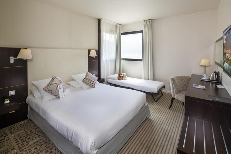 Фото Best Western Hotel De L'Arbois Франция