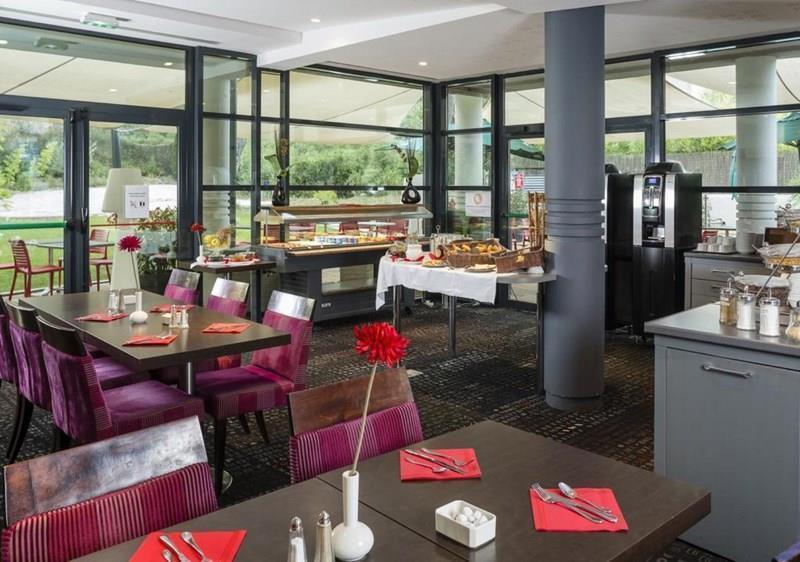 Отель Best Western Hotel De L'Arbois Франция Марсель