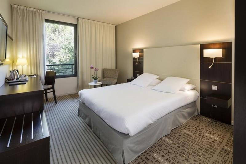 Best Western Hotel De L'Arbois Франция Марсель