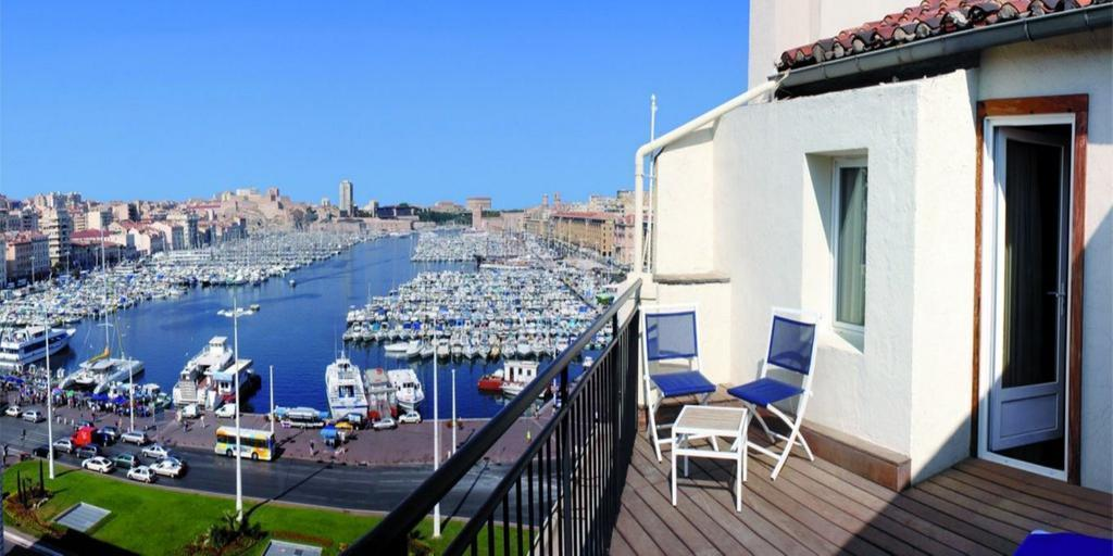 New Hotel Vieux Port Франция Марсель
