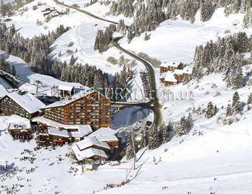 Отель Alpen Ruitor Франция Мерибель