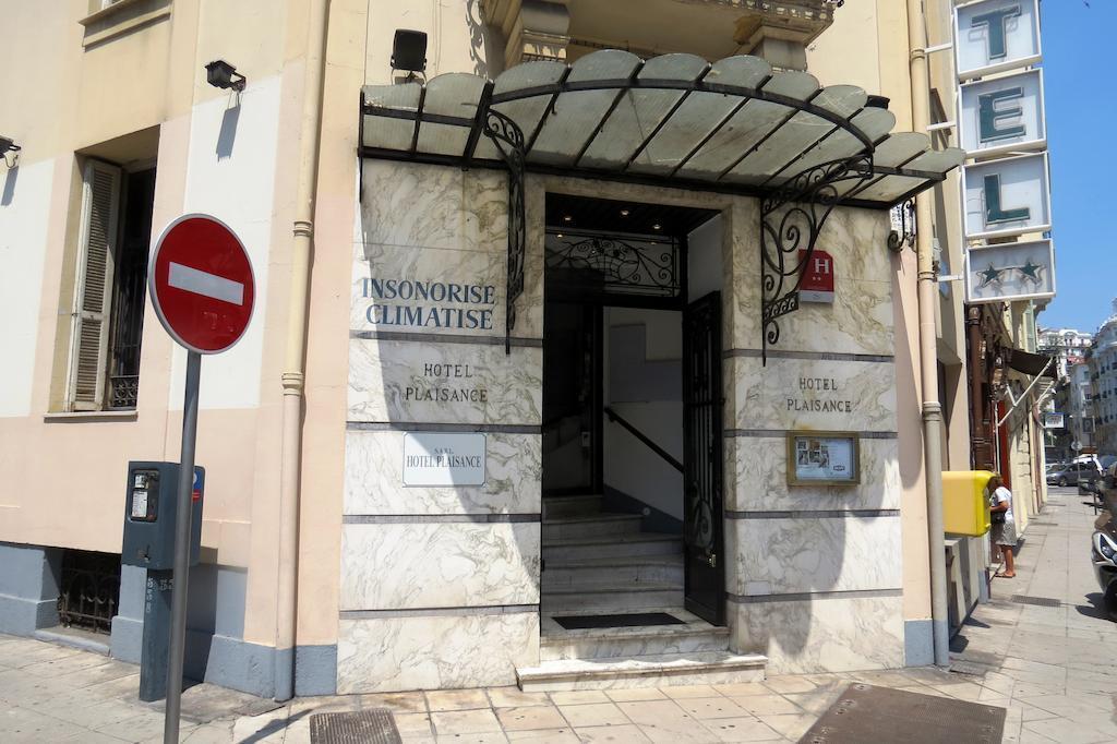 Отель Le Plaisance Франция Ницца
