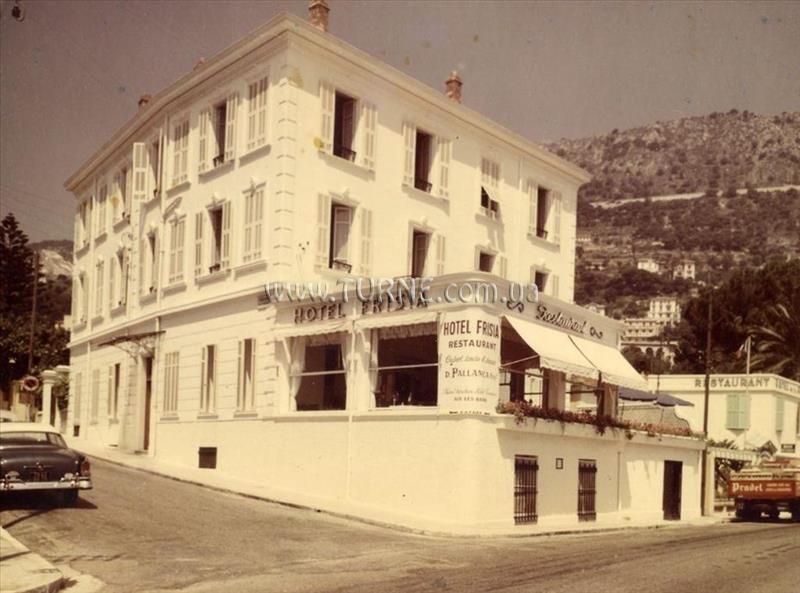 Hotel Frisia Ницца