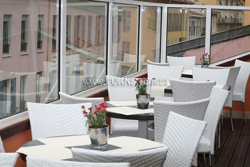 Отель Hotel Suede Франция Ницца