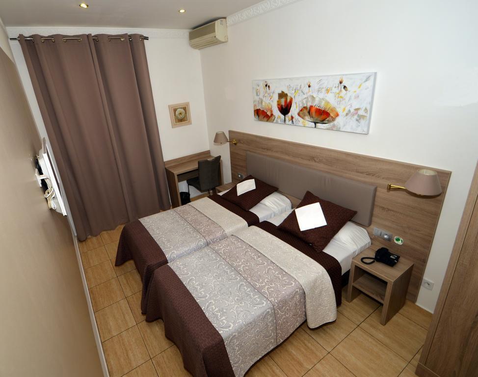 Отель Parisien Ницца