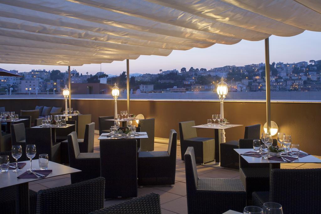 NH Hotel Франция Ницца