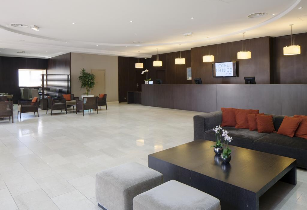 Отель NH Hotel Франция Ницца