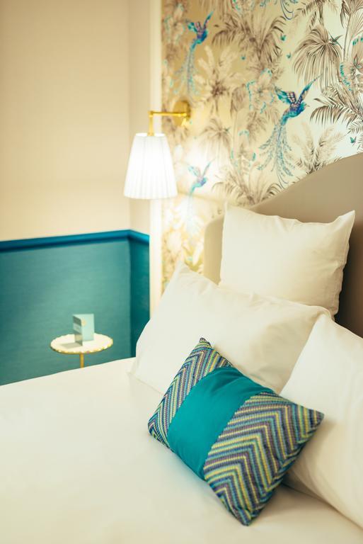 Фото Hotel Villa Otero Франция Ницца