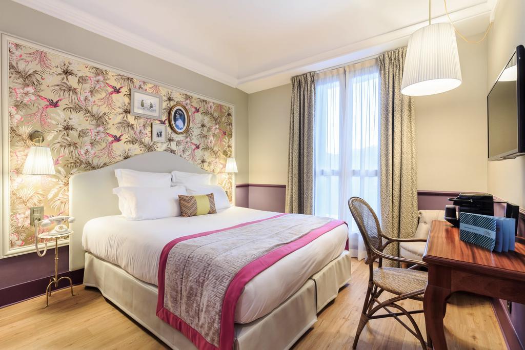 Отель Hotel Villa Otero Франция Ницца