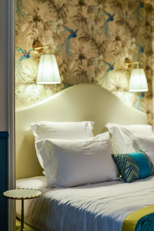 Отель Hotel Villa Otero Ницца