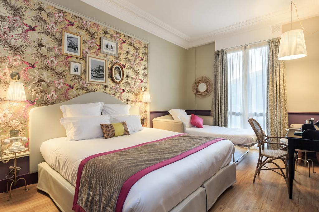 Фото Hotel Villa Otero Франция