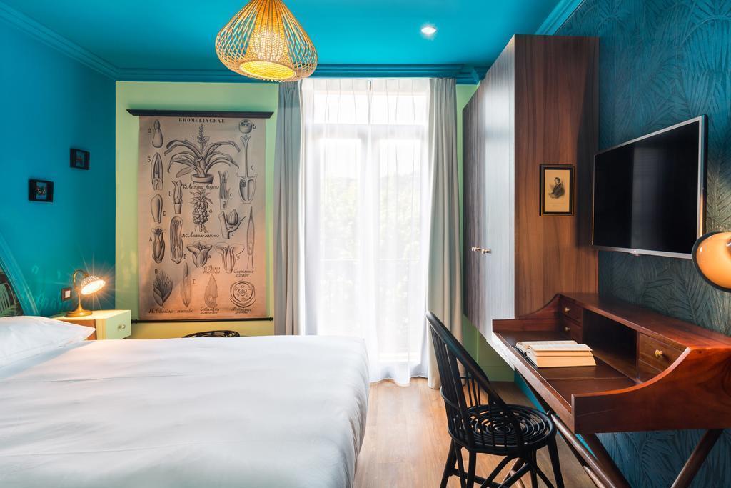 Отель Hotel Villa Bougainville Ницца