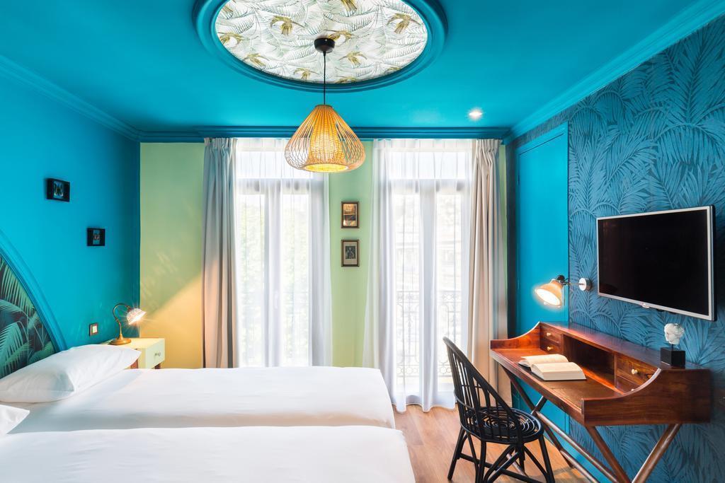Отель Hotel Villa Bougainville Франция Ницца