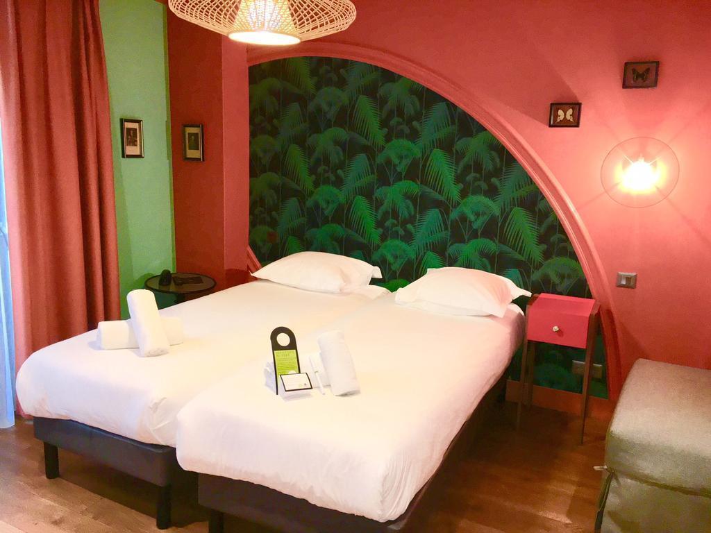 Фото Hotel Villa Bougainville Ницца