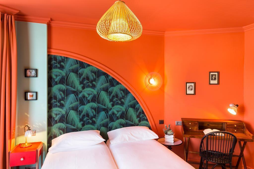 Hotel Villa Bougainville Ницца