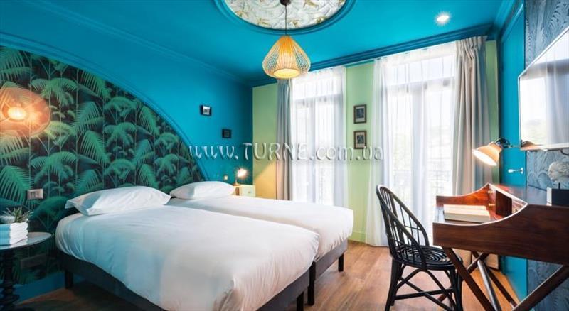 Фото Hotel Villa Bougainville Франция Ницца