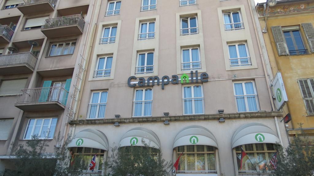Отель Campanile Nice Centre Acropolis Франция Ницца