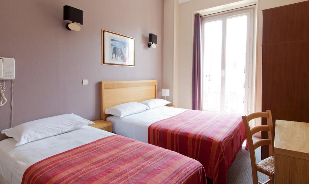 Отель D'Ostende Франция Ницца