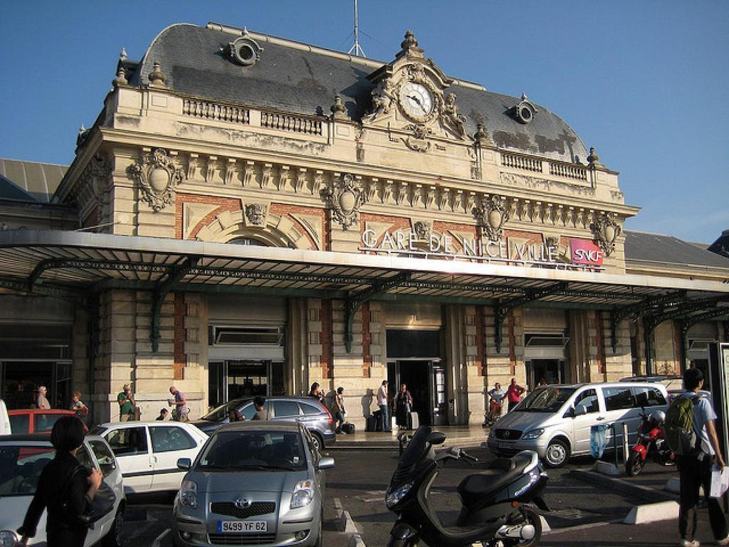 Отель D'Ostende Ницца