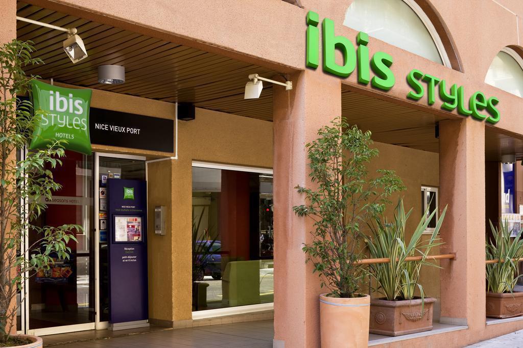 Фото Ibis Styles Nice Vieux Port Ницца