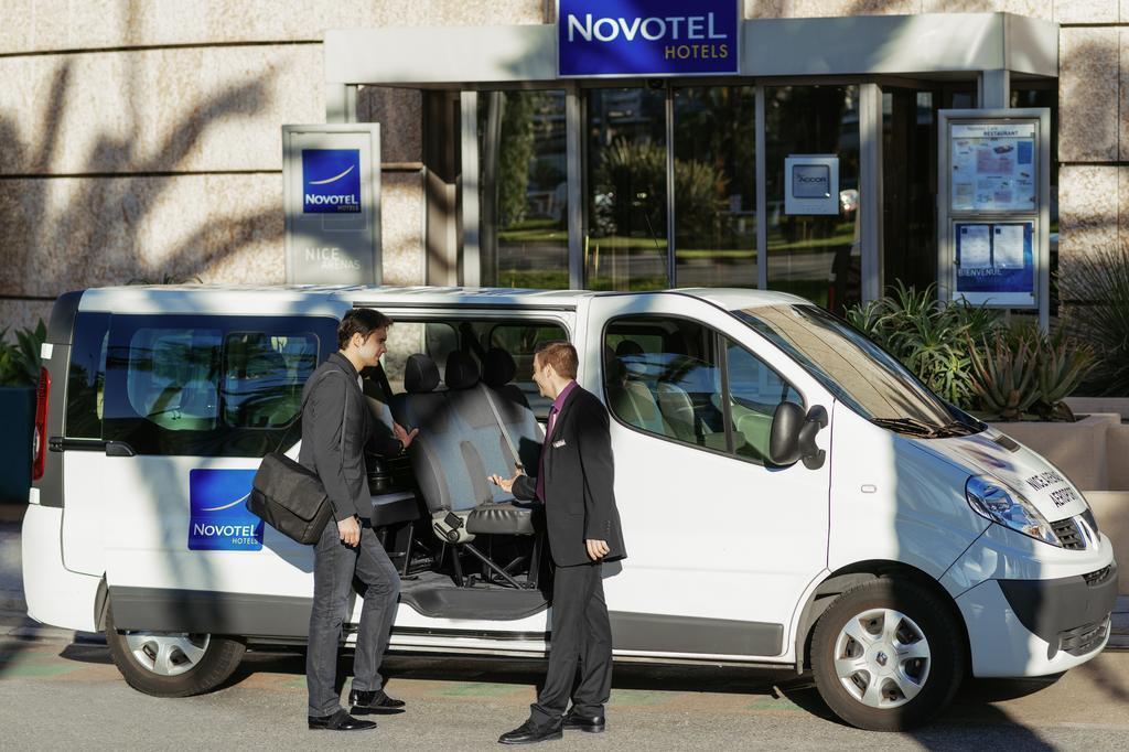 Фото Novotel Nice Arenas Aeroport Ницца