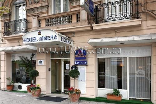Фото Best Riviera De Nice Франция Ницца