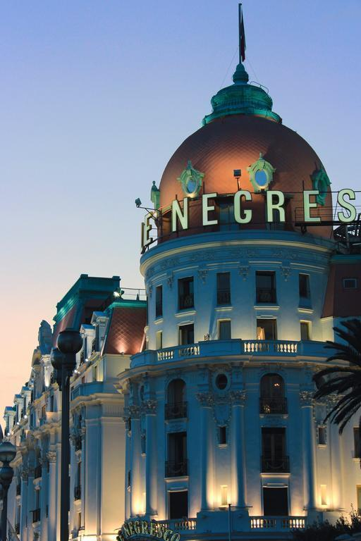 Фото Negresco Франция Ницца