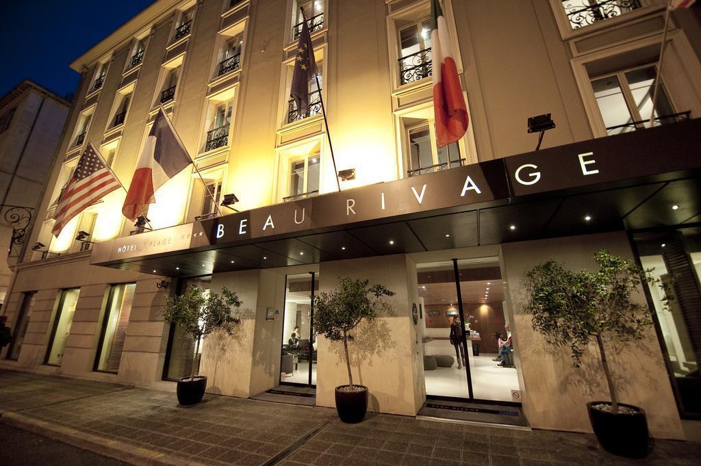 Beau Rivage Франция Ницца