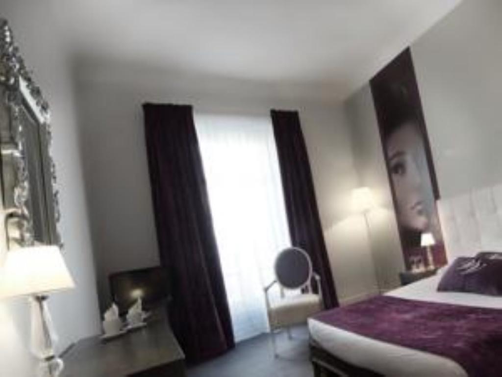 Отель Villa Victoria Франция Ницца