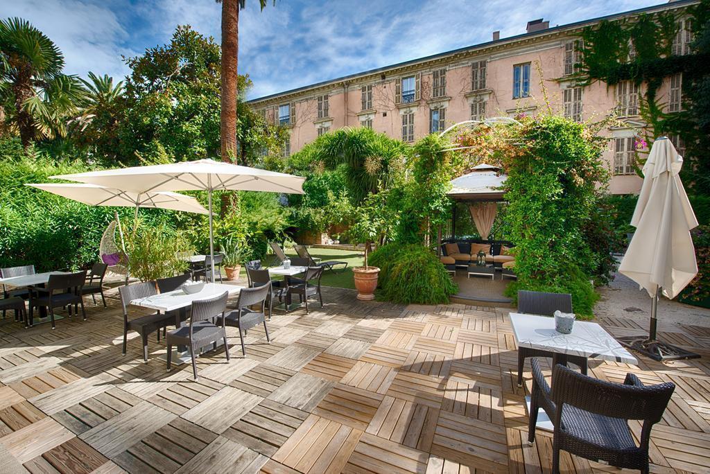 Villa Victoria Франция Ницца