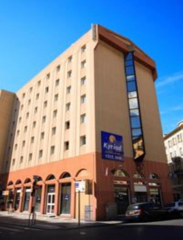 Отель Kyriad Port Ницца