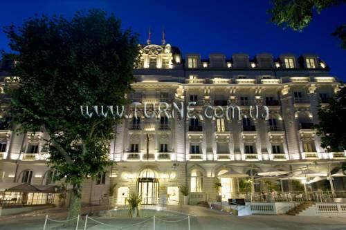 Отель Boscolo Plaza Ницца