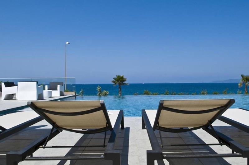 Отель Radisson Blu & Spa Ajaccio Bay Франция о. Корсика