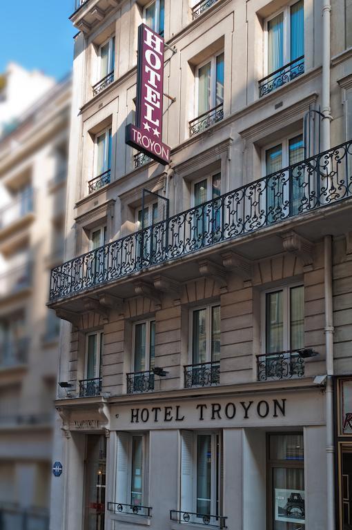 Troyon Франция Париж