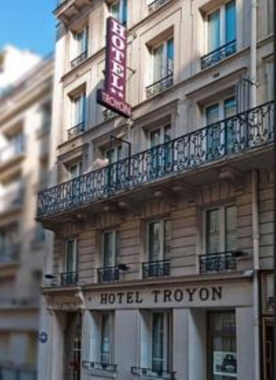 Фото Troyon Париж