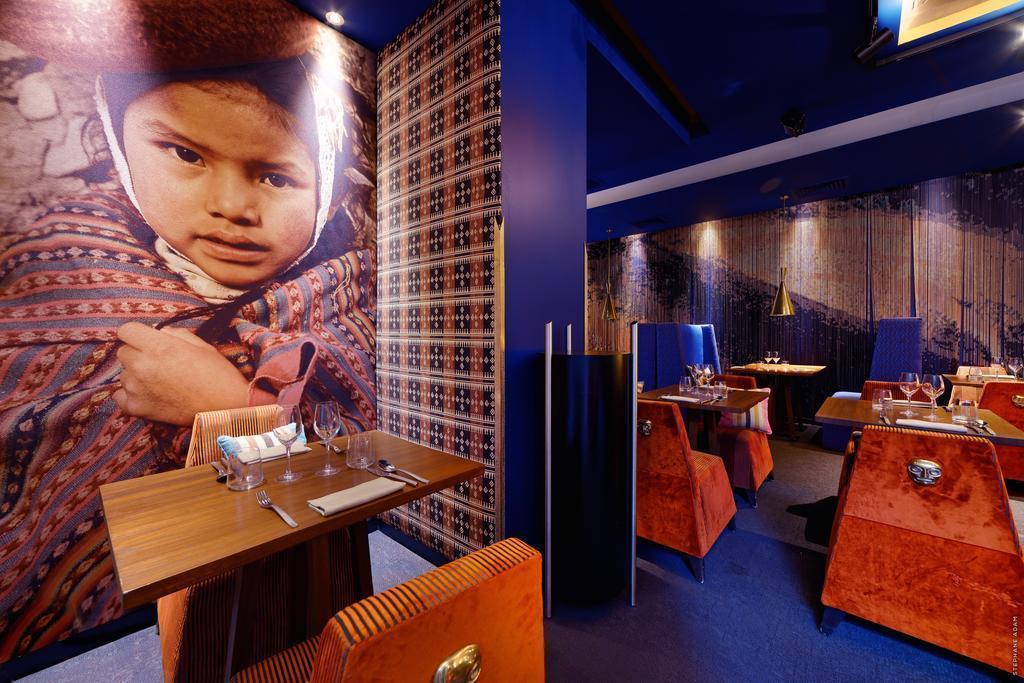 Отель 1k Hotel Париж
