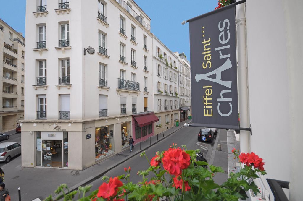 Eiffel Saint Charles Франция Париж