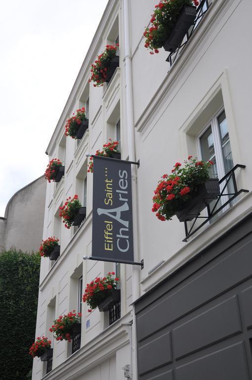 Отель Eiffel Saint Charles Франция Париж