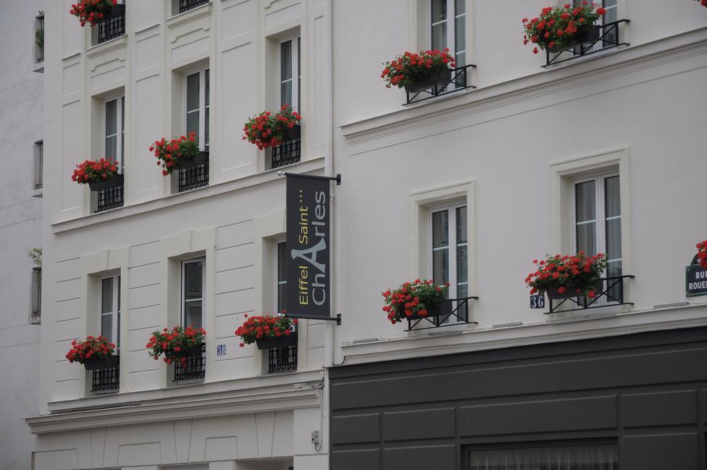 Фото Eiffel Saint Charles Париж