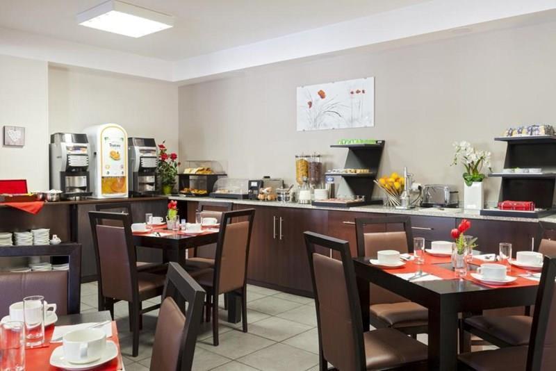 Отель Comfort Bobigny Paris Est 3* Франция Париж