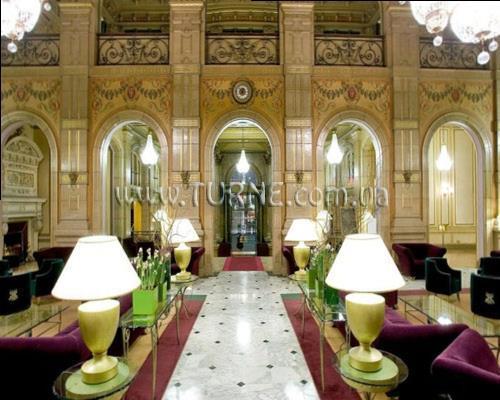 Отель Concorde Opera Франция Париж