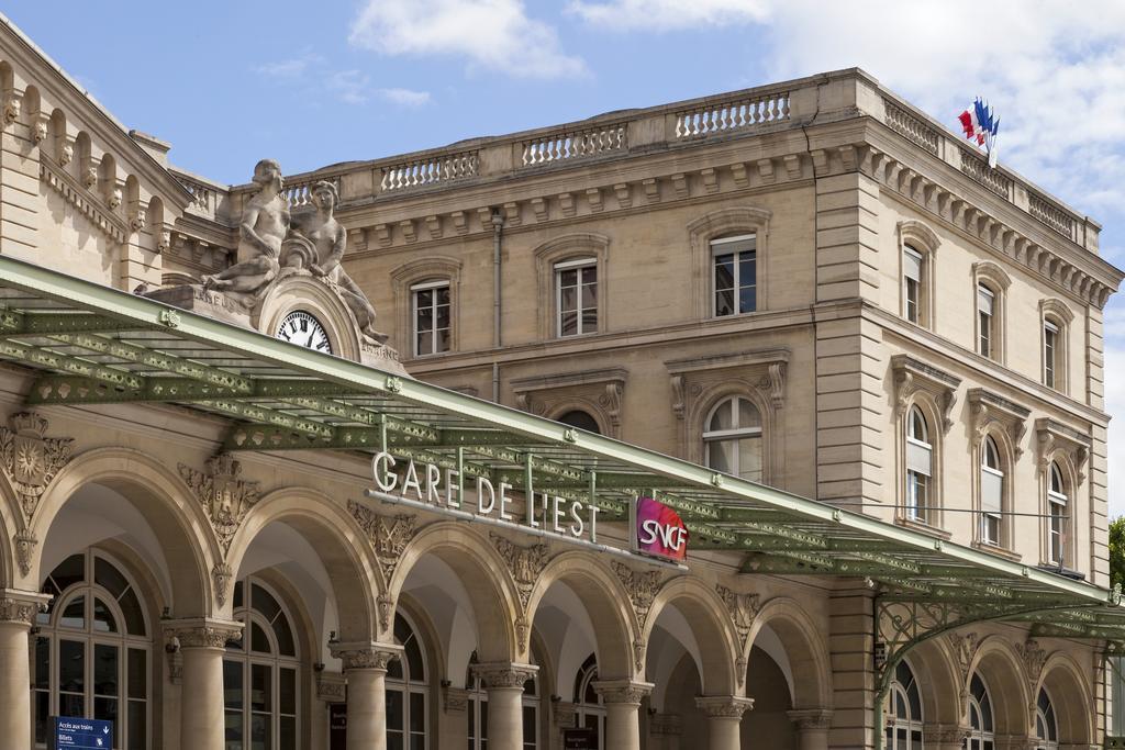 Отель Timhotel Paris Gare De L'Est Париж