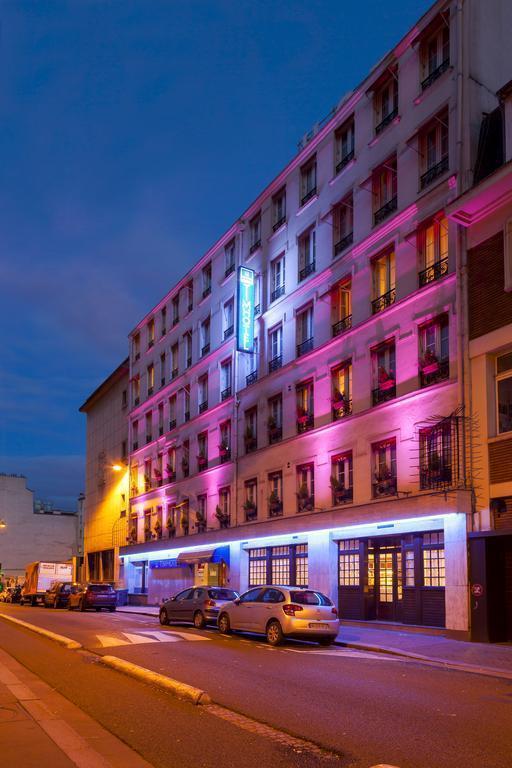 Timhotel Paris Gare De L'Est Париж
