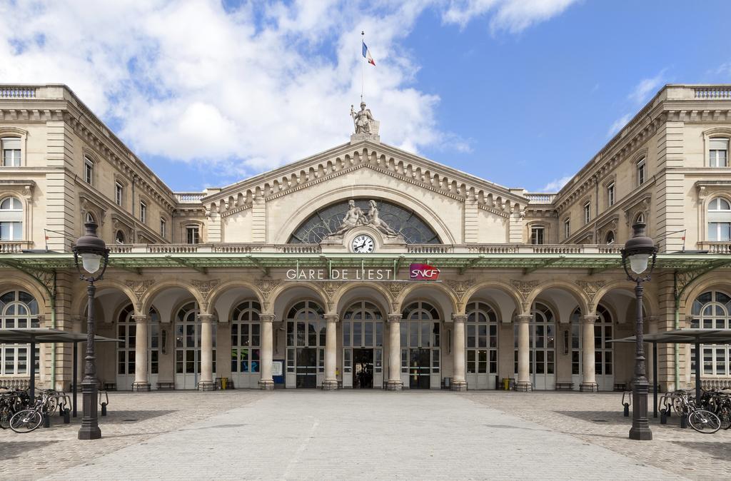 Timhotel Paris Gare De L'Est Франция Париж