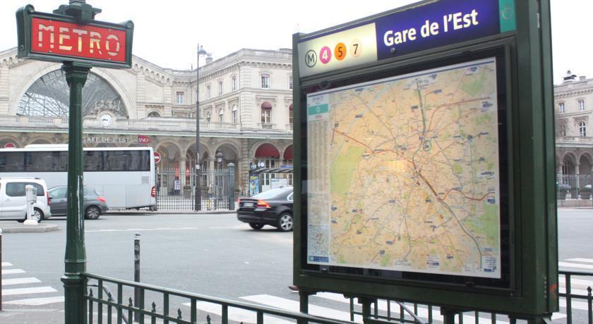 Фото Timhotel Paris Gare De L'Est