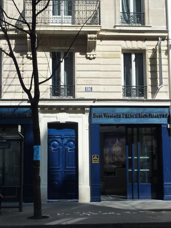 Best Western Montmartre Париж