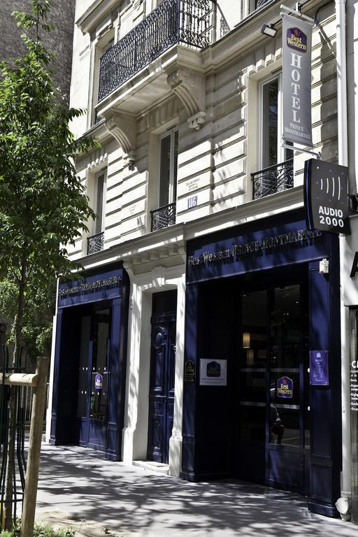 Фото Best Western Montmartre Франция Париж