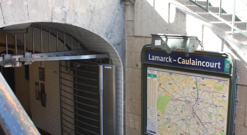 Best Western Montmartre Франция Париж