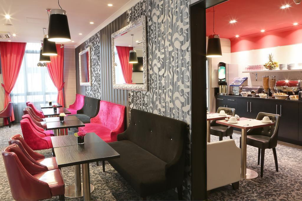 Отель Best Western Allegro Nation Париж